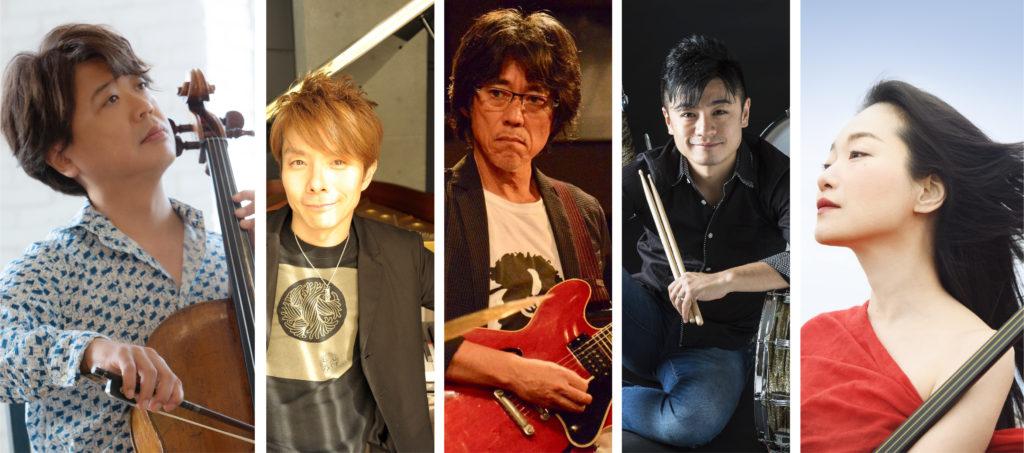 """8/22柏木広樹 Cello Live""""夏の宴 2020""""~リアルライブ&ストリーミング〜"""